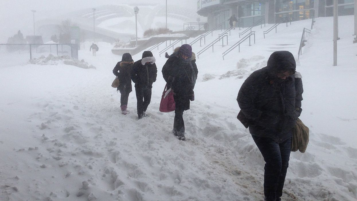 Extreme Cold Temperatures Are Returning To Montreal