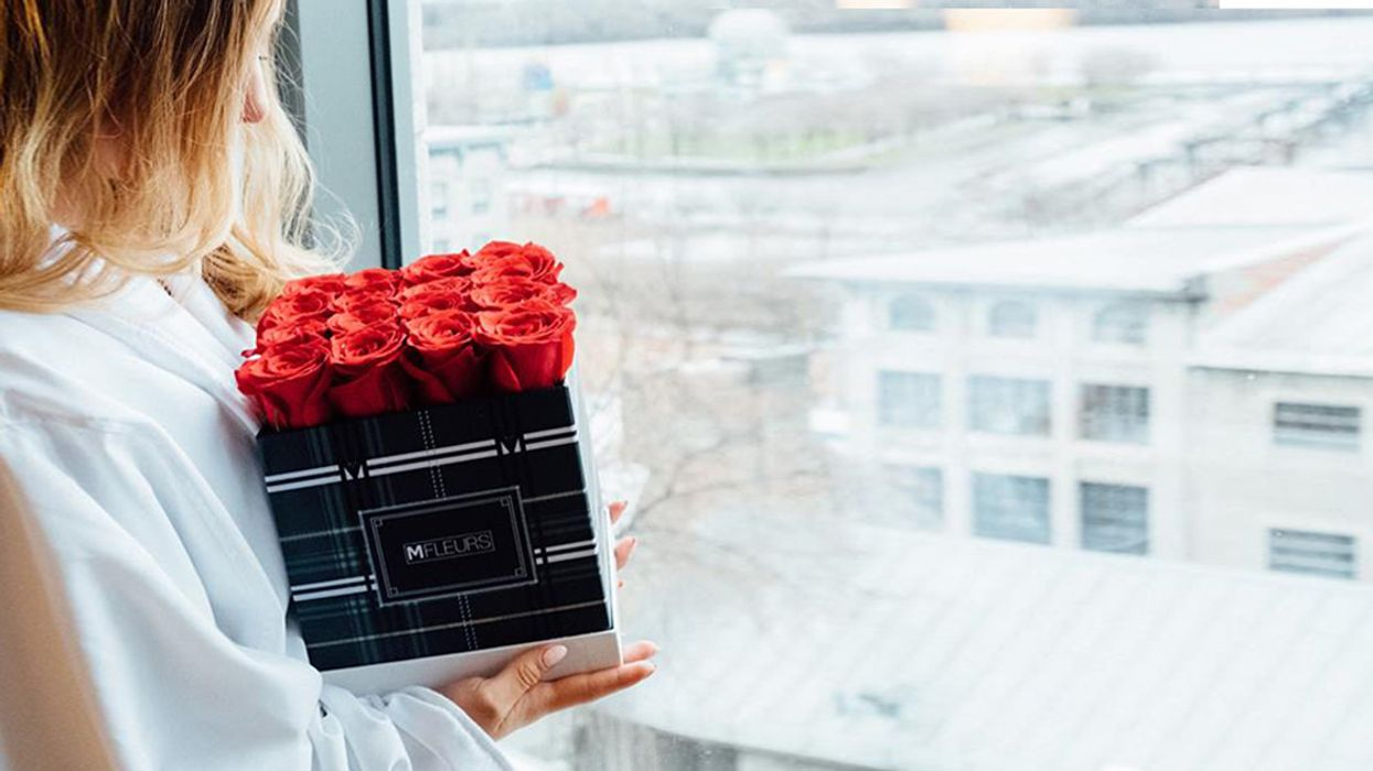 Roses In A Box Are Now Available In Montreal