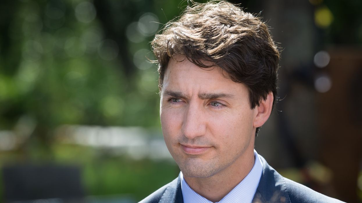 Well, Looks Like Canadians Are Falling Out Of Love With Justin Trudeau