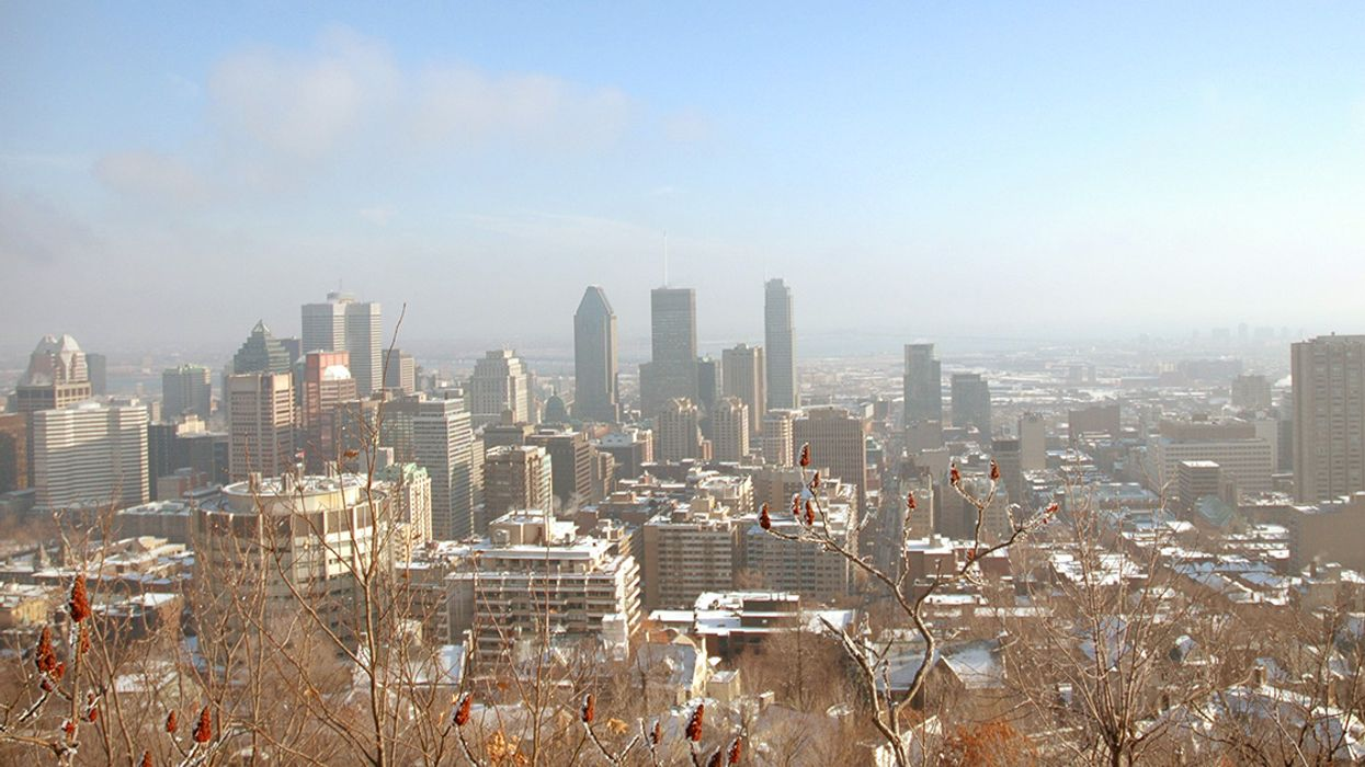 Montreal Could Hit Double Digit Temperatures This Week