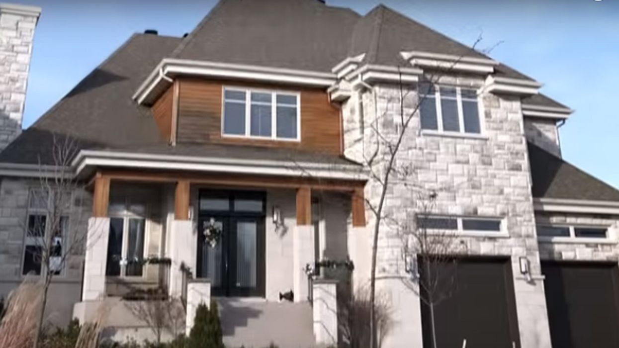 A Look Inside Habs Andrew Shaw's Million Dollar House In Montreal (Photos)