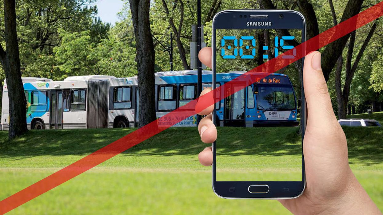 STM Warning: Real Time Mobile App Will No Longer Be Available