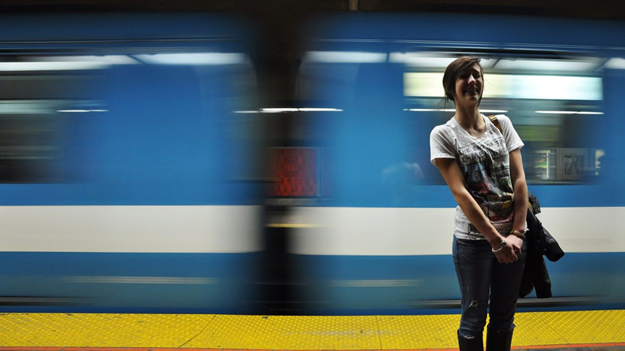 The STM Is Giving Out Free Metro Passes All Month Long