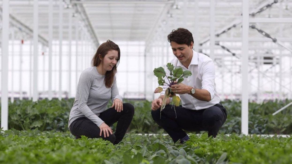 Justin Trudeau Says Legal Marijuana Is Happening Sooner Than We All Think