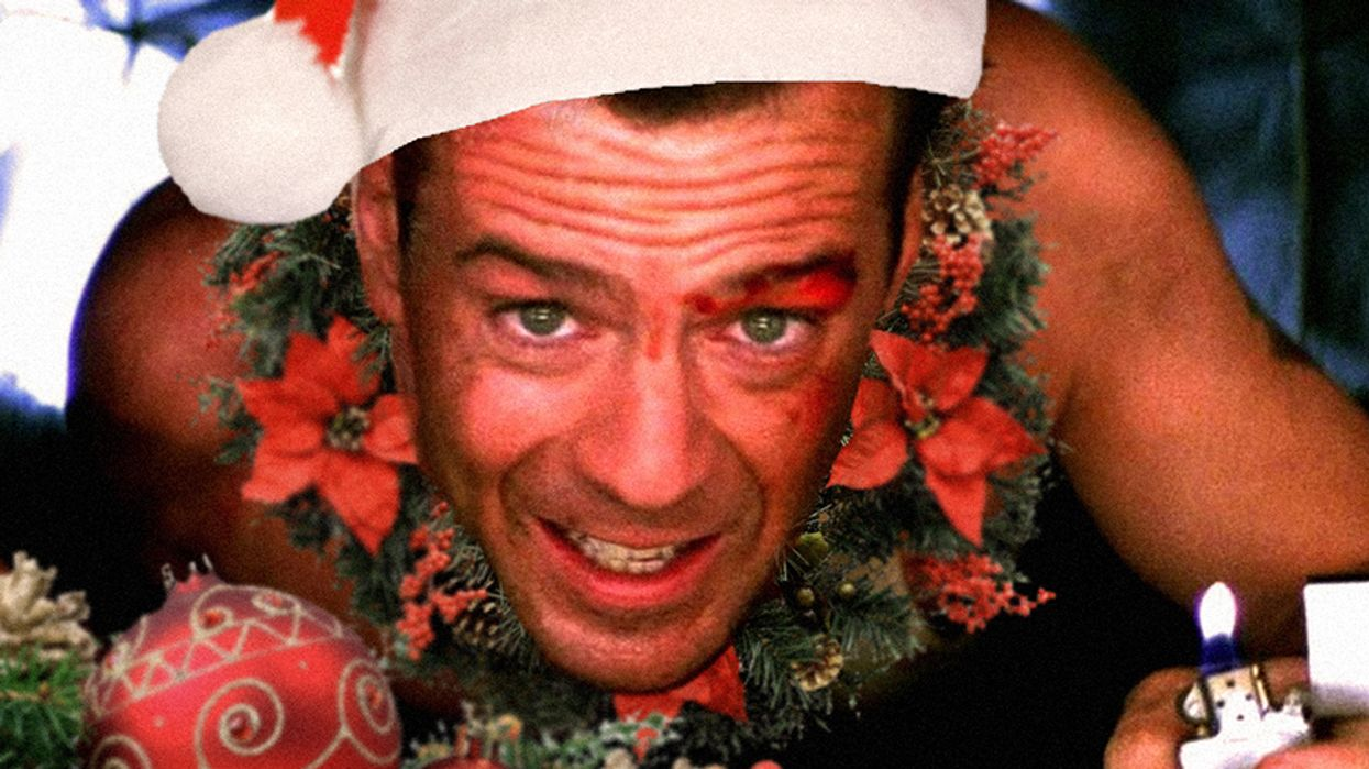 """Justin Trudeau Answers Whether Or Not """"Die Hard"""" Is A Christmas Movie"""