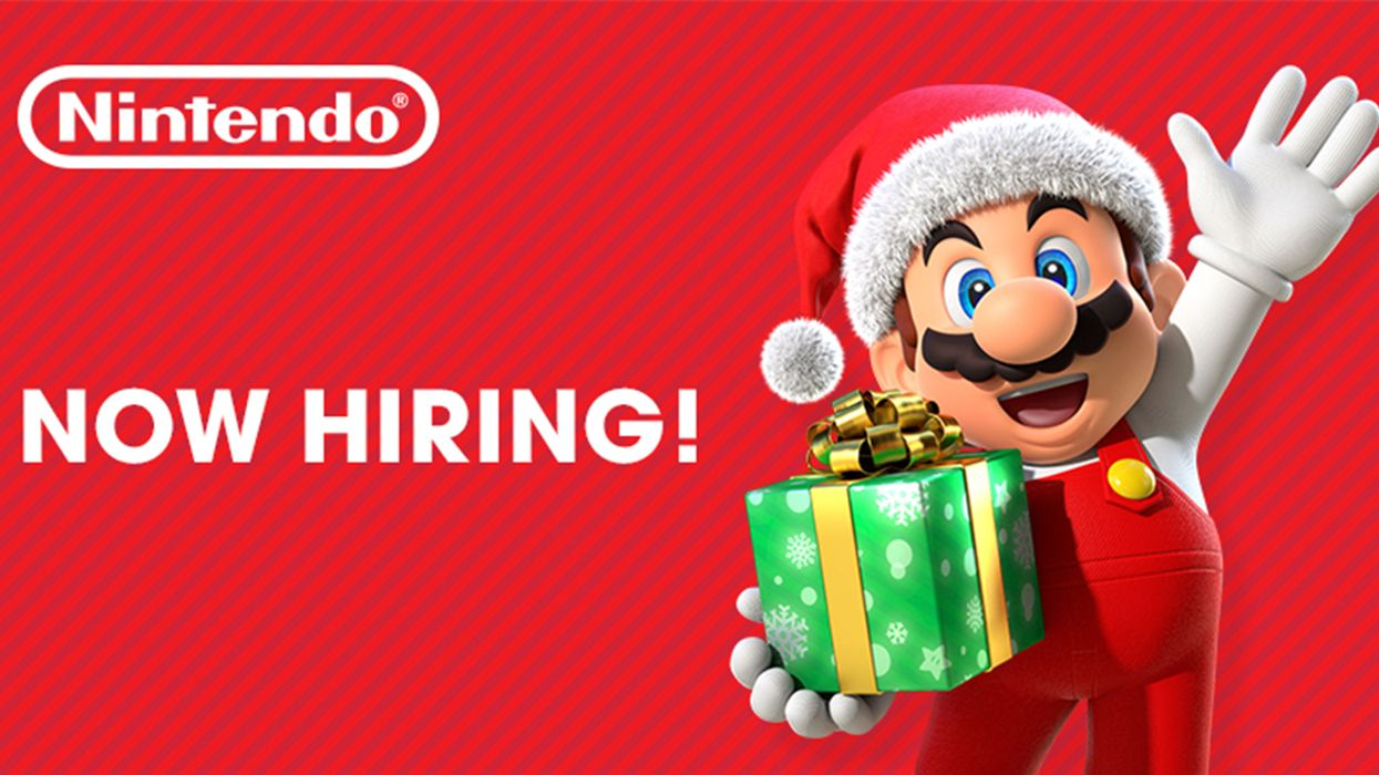 Nintendo Canada Wants To Hire And Pay You Good Money This Holiday Season