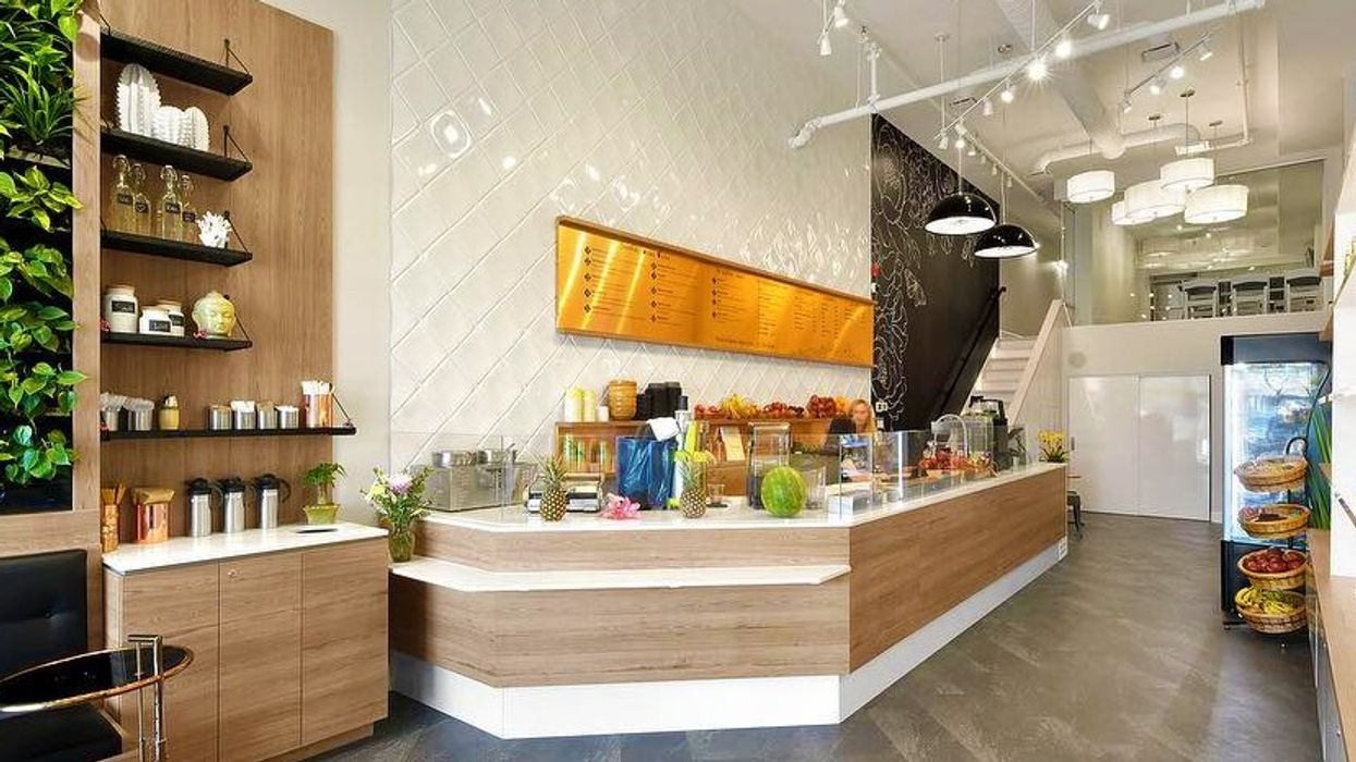"""Montreal Opens All-New """"Health Bar"""""""