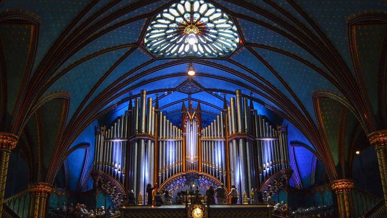 Montreal Is Hosting The Largest Classical Organ Music Festival In The World