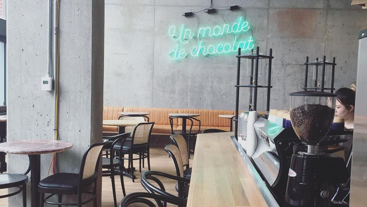 """Montreal Opens All-New """"Chocolate Factory Cafe"""" And It Looks Amazing"""
