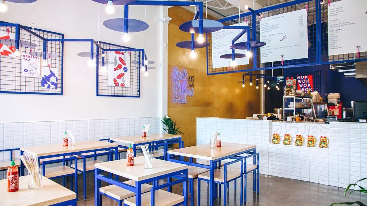 """Montreal's New """"Pan-Asian Restaurant"""" You've Gotta Check Out ASAP"""