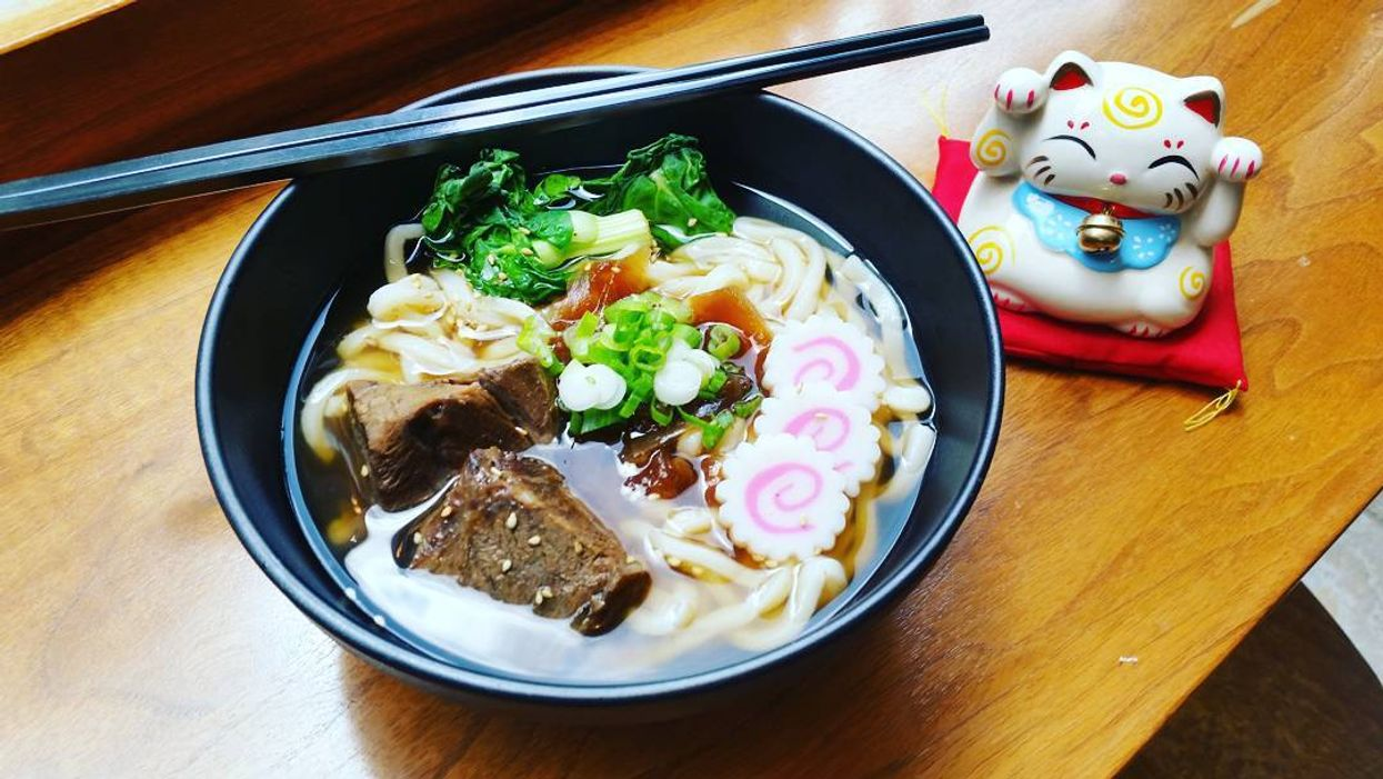 """Montreal Opens All-New """"Asian Noodle"""" Bar"""