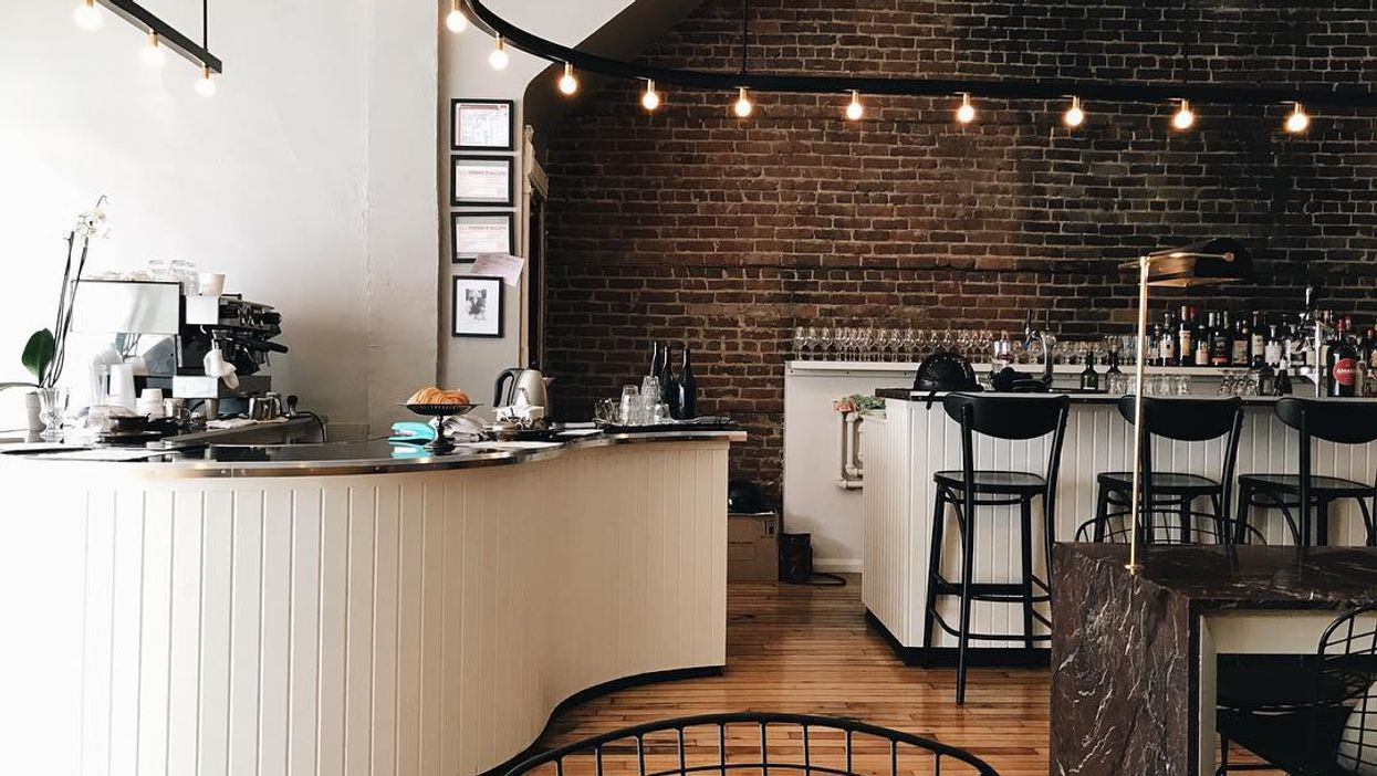 """Montreal Opens All-New """"Cafe Bistro"""" And It Looks Stunning"""
