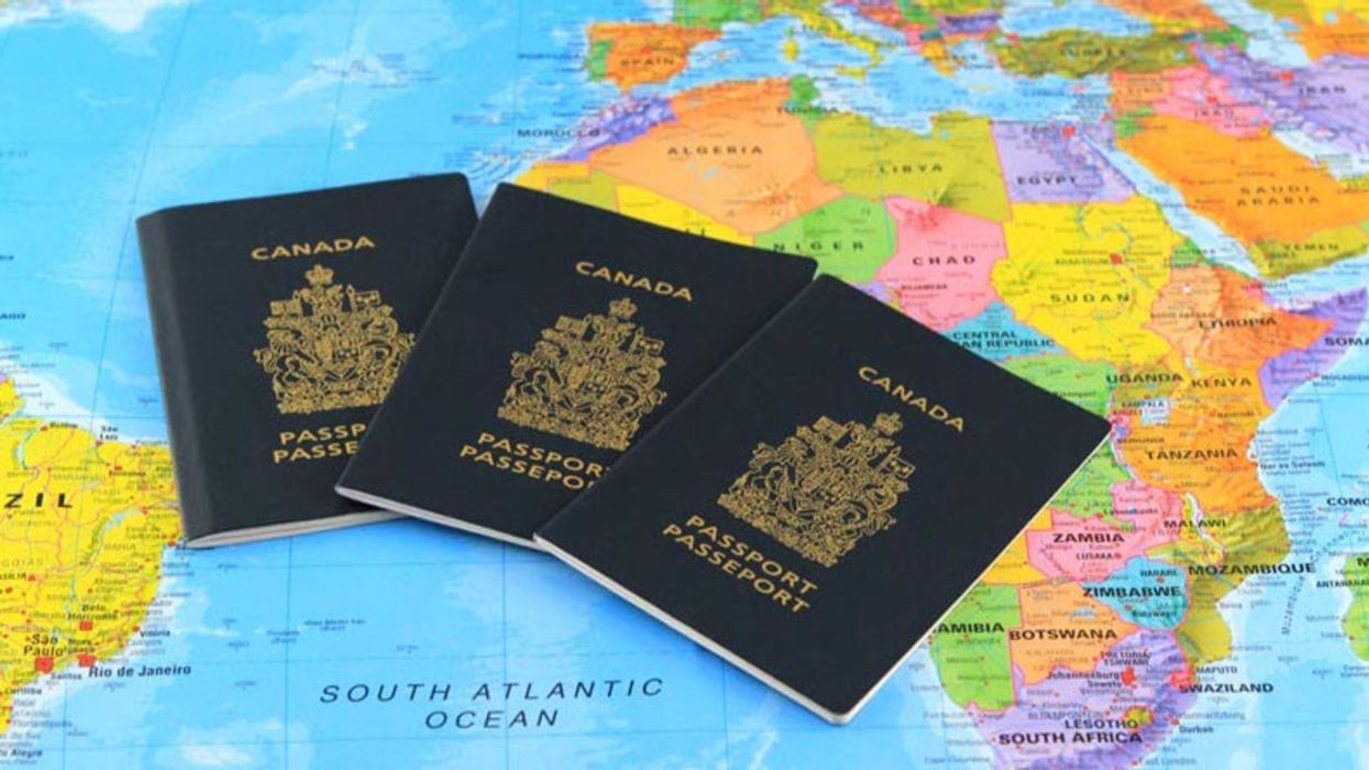 It's Official, You Can Now Get A Gender Neutral Passport In Canada