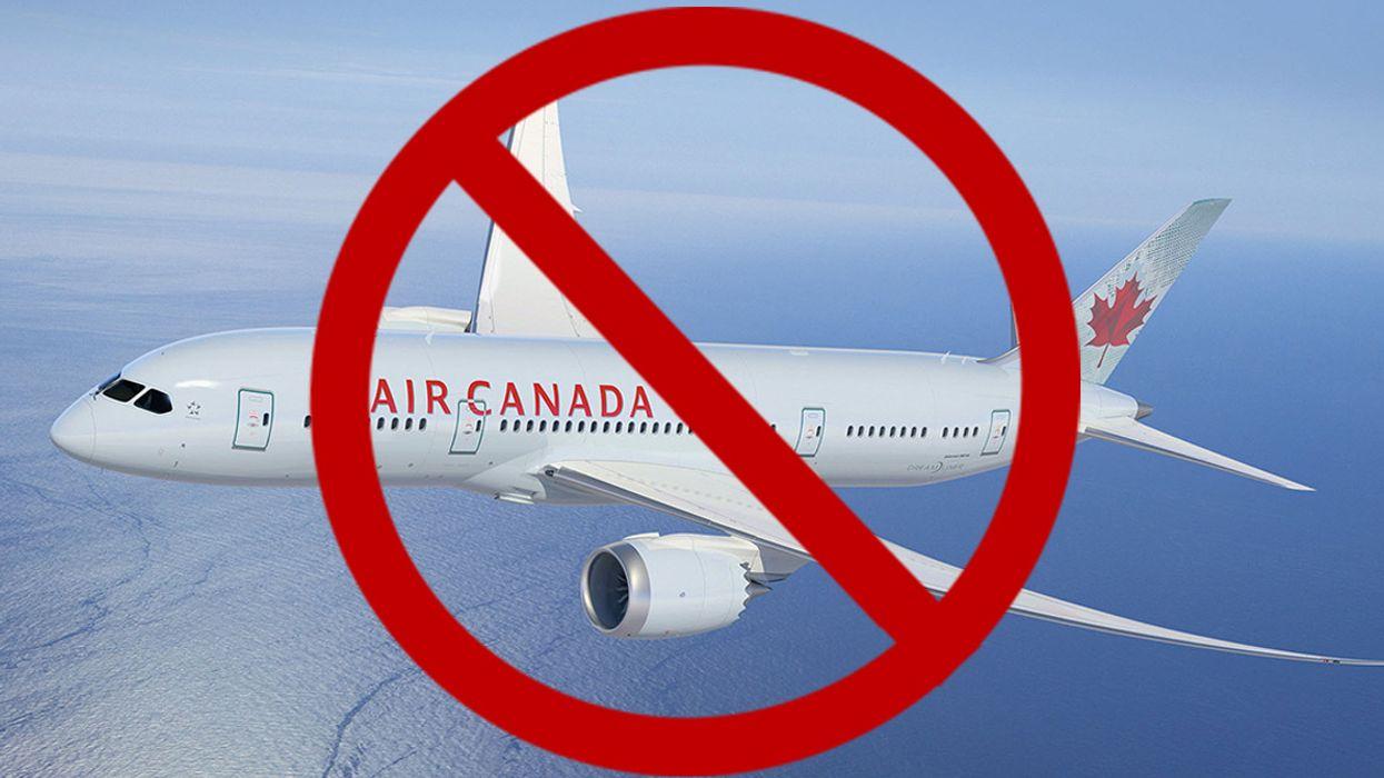 Canada Bans Montreal To Lebanon Flights