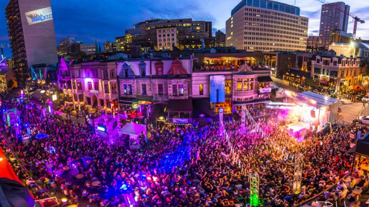 """Downtown Montreal's """"Free EDM Festival"""" 2017 Lineup Announced"""