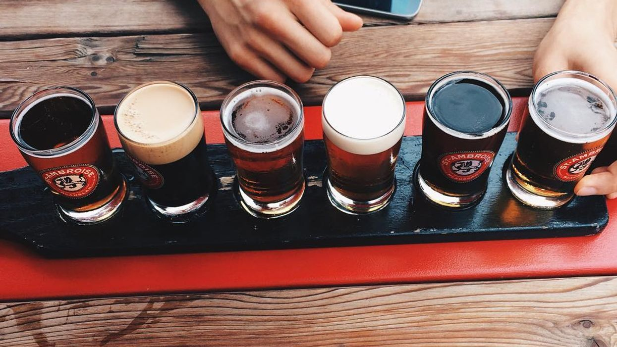 """Here's The Ultimate """"Craft Brewery Bucket List"""" For Montreal"""