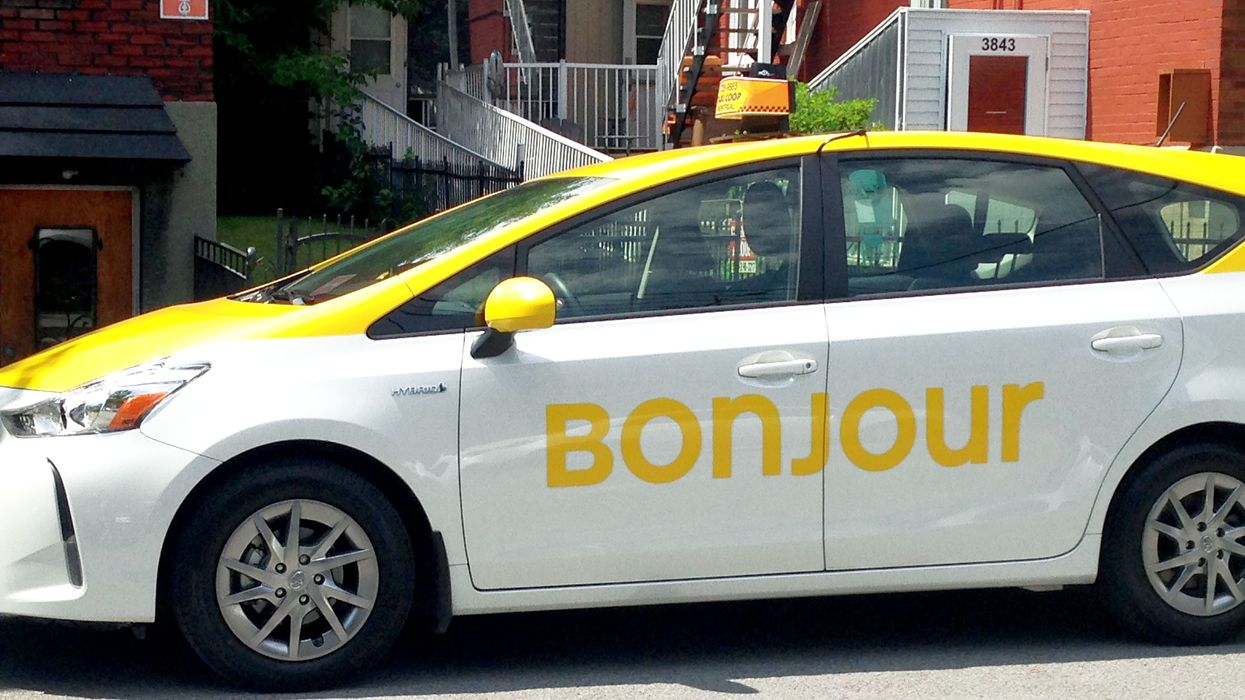 The Montreal Coop Taxi App That Gets You Cheap Rides In The City