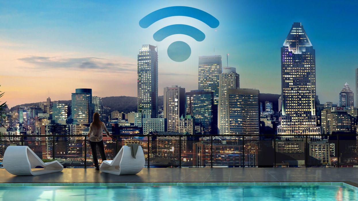 It's Official, Montreal Is Getting Free Wi-Fi All Over The City