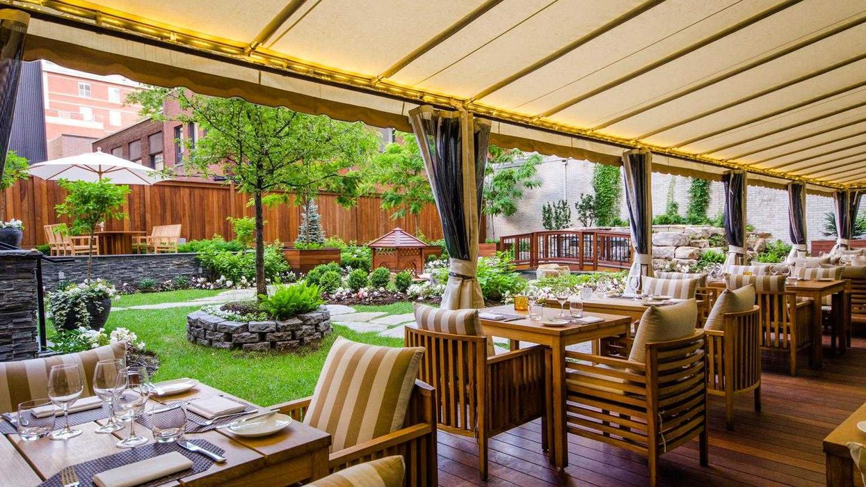 8 Montreal Terrasses Have Been Ranked Among The 100 Best In All Of Canada
