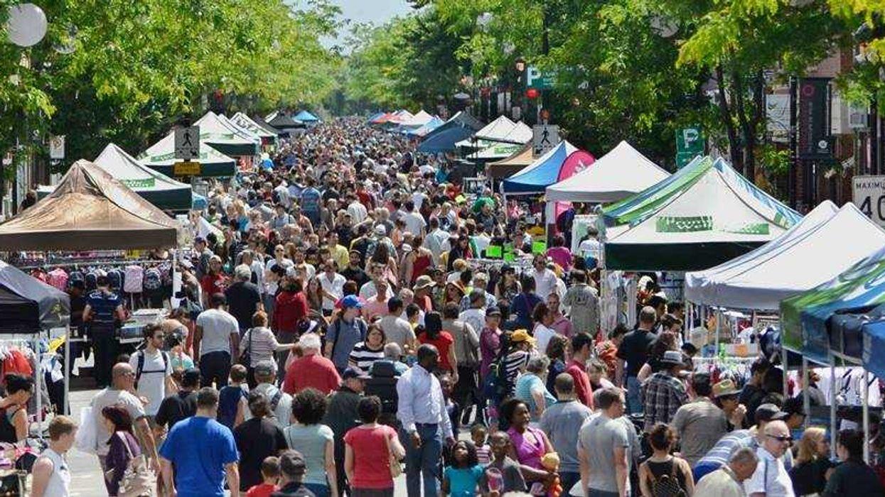 Montreal To Close Off Verdun's Wellington Street For A Massive Sidewalk Sale