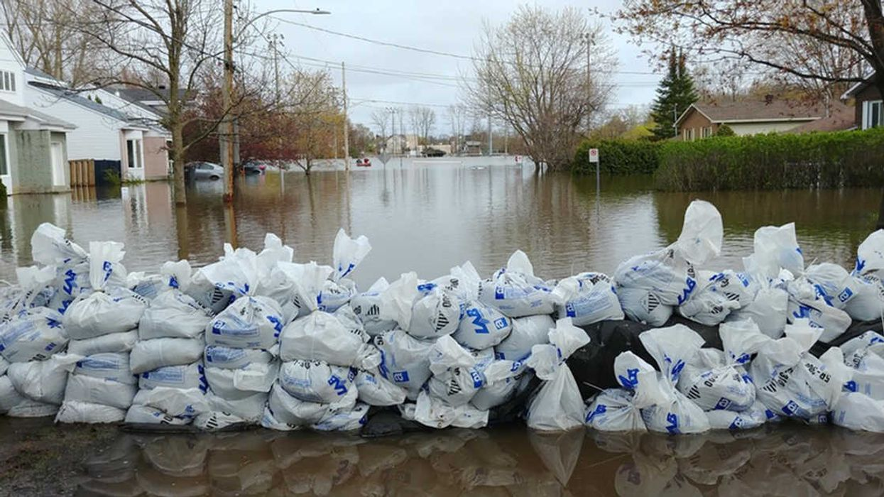 The Real Reason Why The Flood In Montreal And Quebec Got So Out Of Control
