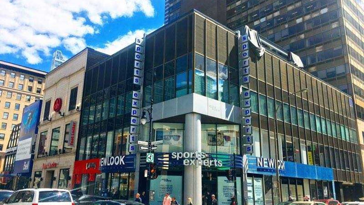 Downtown Montreal Is Opening Quebec's Biggest Sports Experts