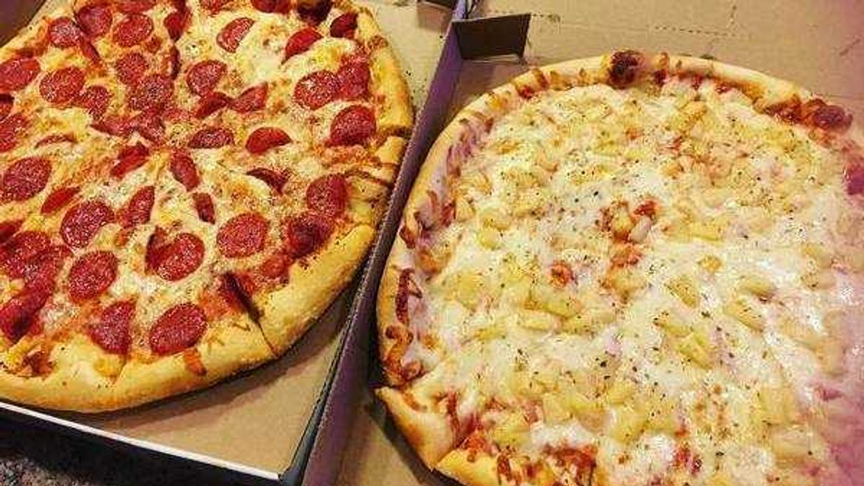 Best Pineapple Pizza In Montreal