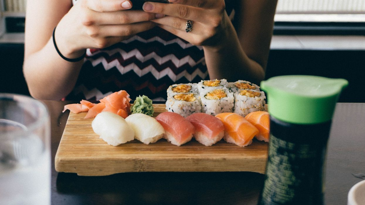 Best All-You-Can-Eat Sushi In Montreal