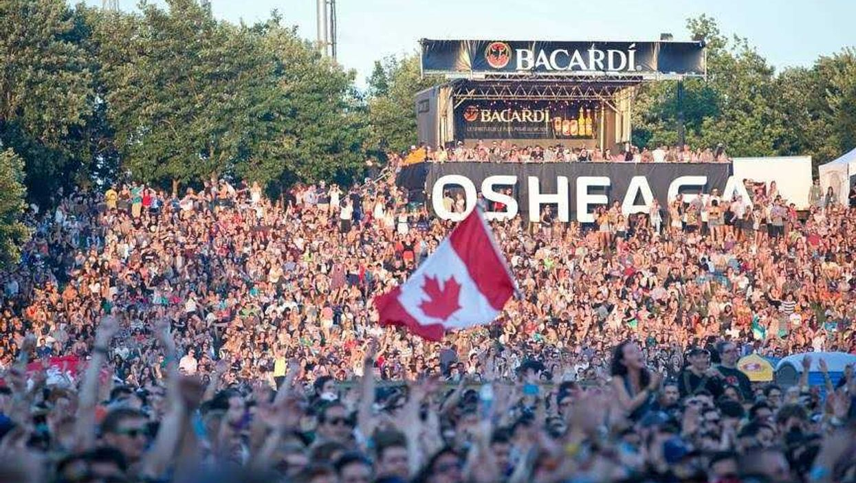 Osheaga Ranked Top Music Festival In North America