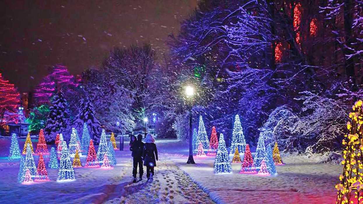 The Winter Wonderland Village In Ontario You Gotta Road Trip To This Holiday Season