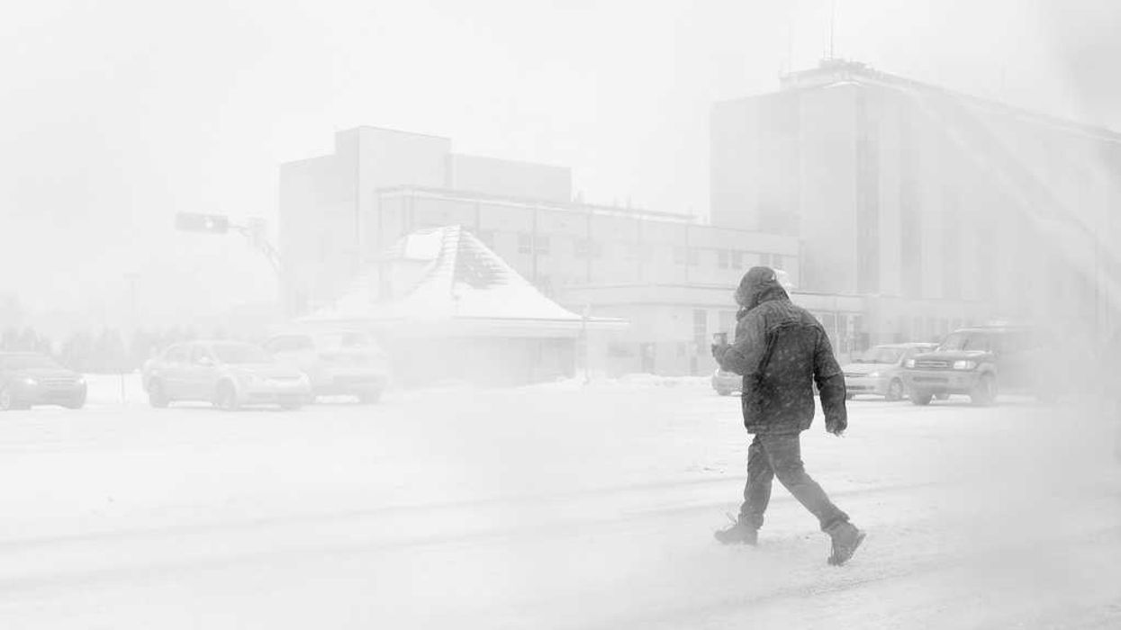 Montreal To Be Hit With Brutal, Record Breaking Snowstorms This Winter