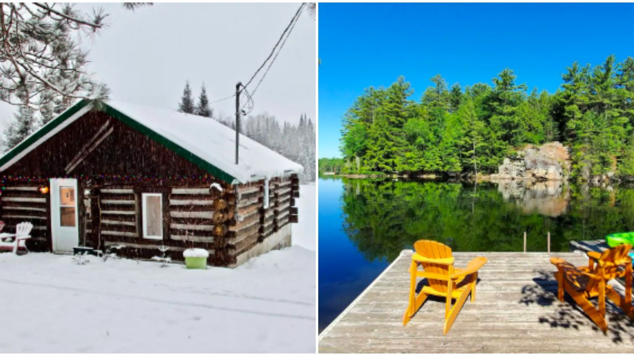 12 Relaxing Waterfront Cottages You Can Rent In Quebec For Cheap
