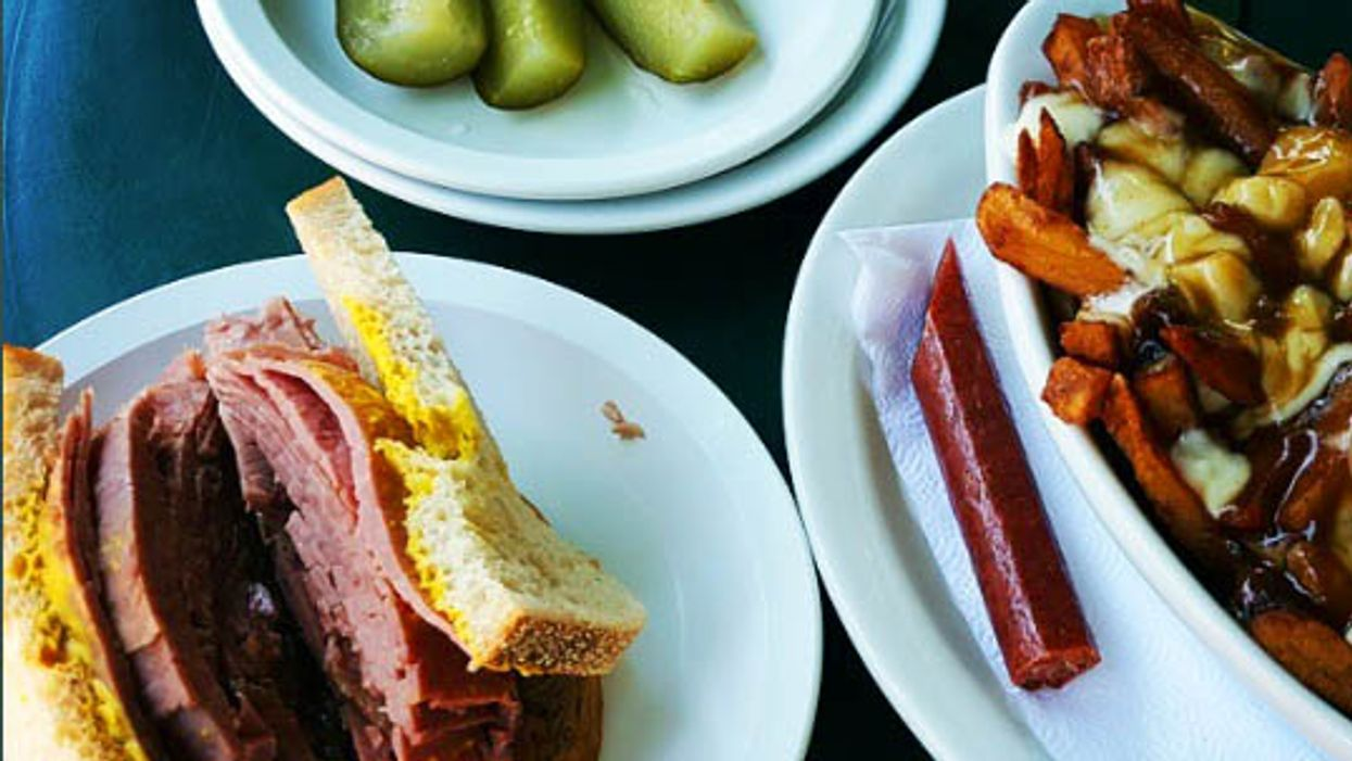 The 10 Food Commandments Of Montreal