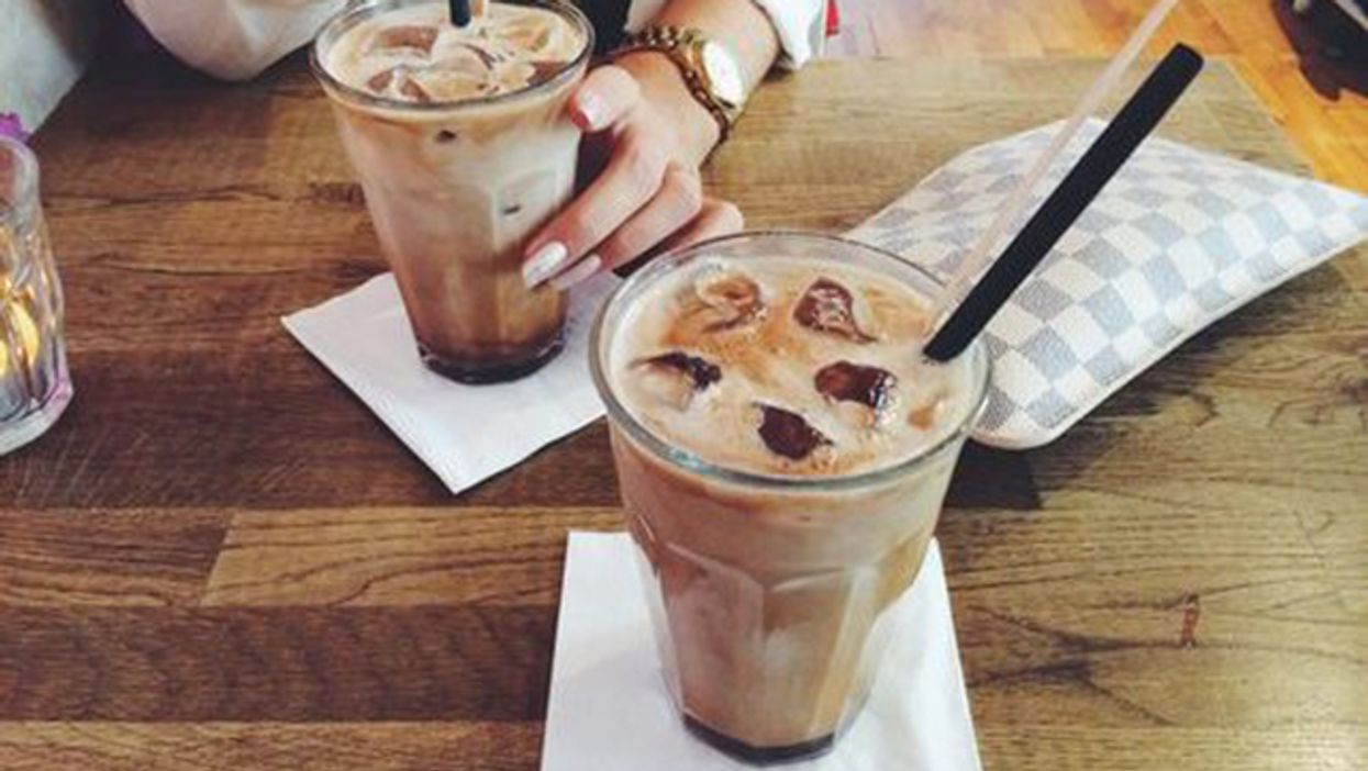 Best Montreal Iced Coffees