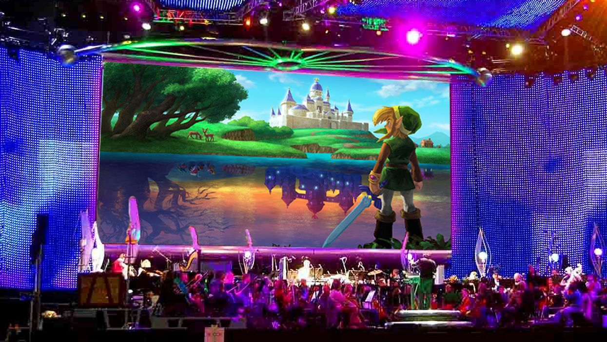 """The """"Legend Of Zelda"""" Live Concert You Need To Attend This Summer In Montreal"""