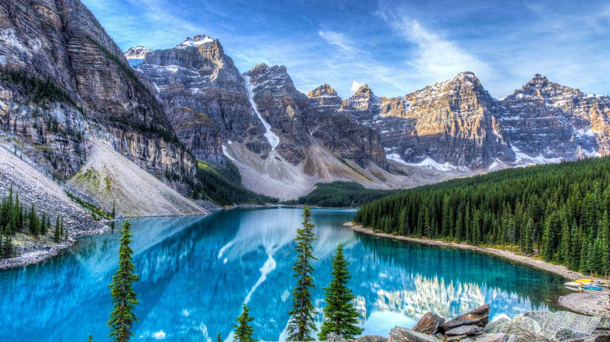 The 12 Most Beautiful Lakes You Can Visit In Canada