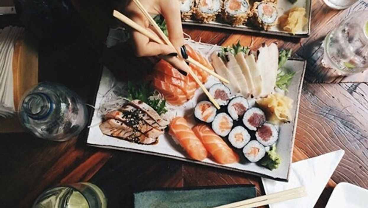 11 Great Spots To Take A Date To In Montreal If They Love Sushi