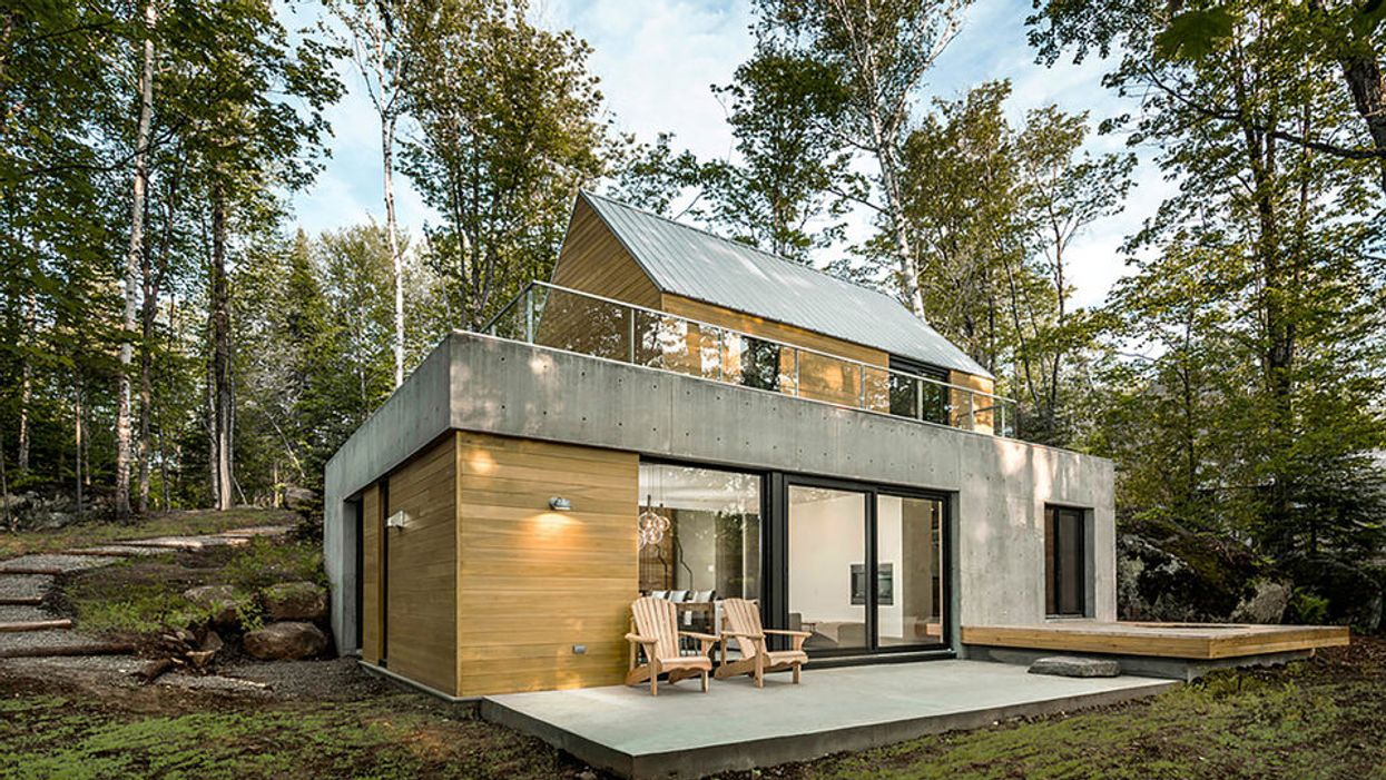 This Home North Of Montreal Is The Perfect Getaway From The City