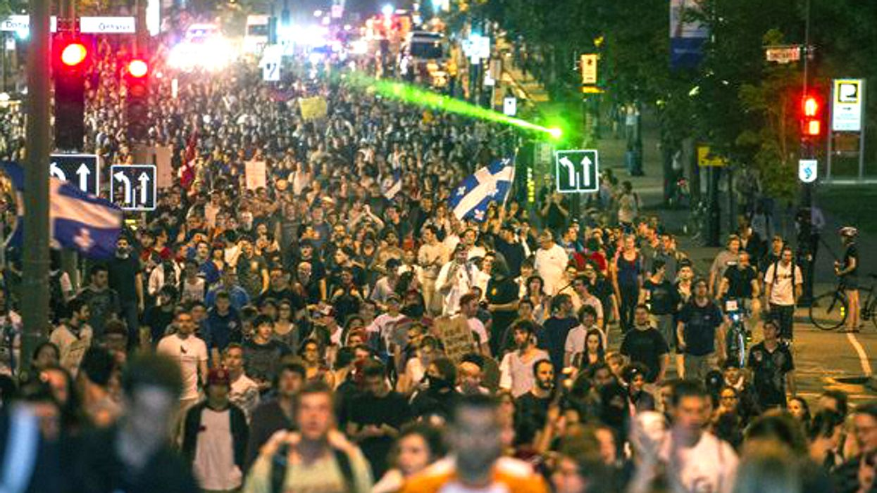 Montreal Is Shutting Down For Two Days