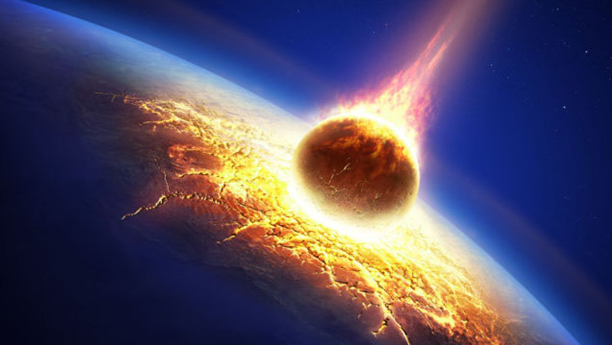 A Giant Asteroid Is Heading Towards Earth