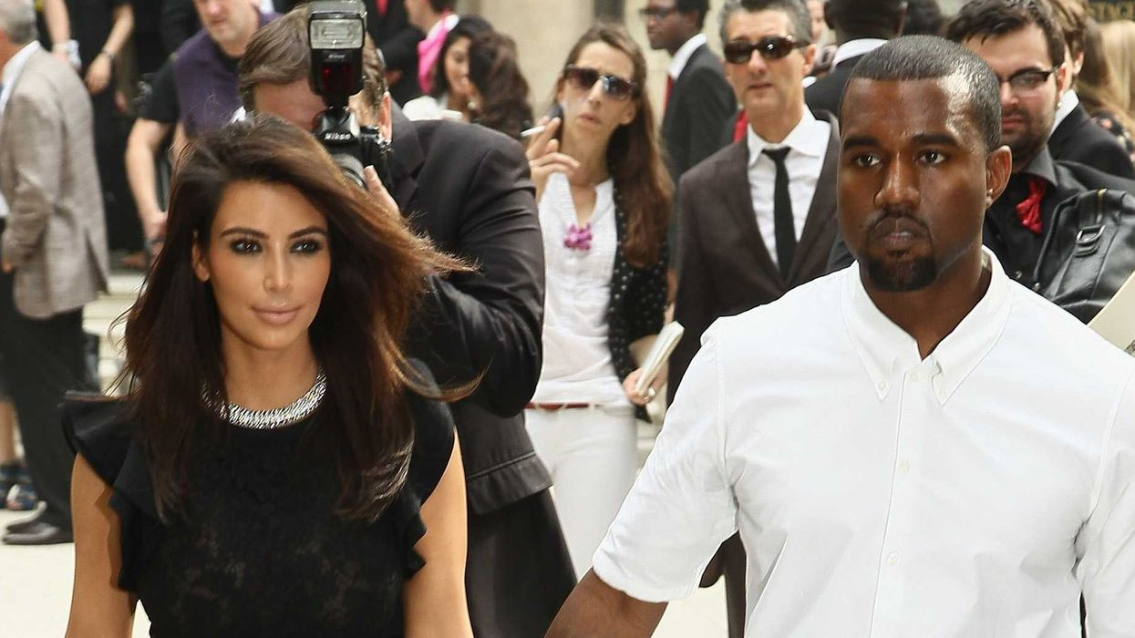 Kanye West Has A New Relationship Rule For Kim Kardashian