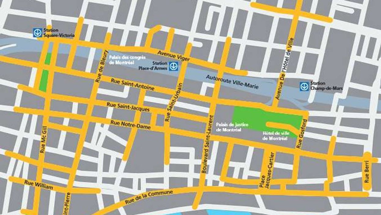 This Is Montreal's FREE WiFi Map