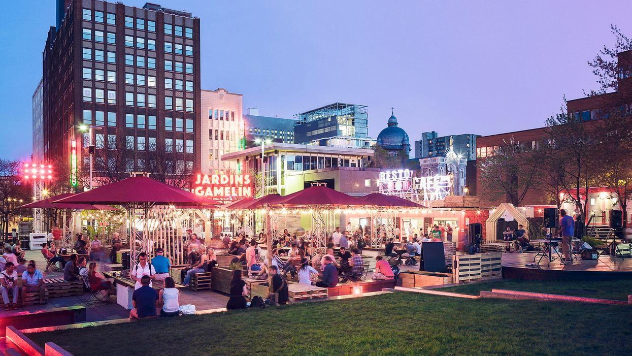 Montreal Is Hosting A FREE Beer Festival At Jardins Gamelin