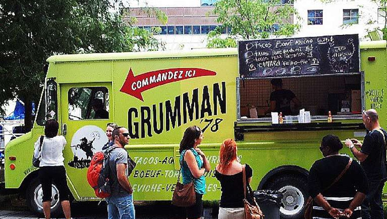 The Complete List Of All Montreal's Food Trucks For Spring/Summer 2015