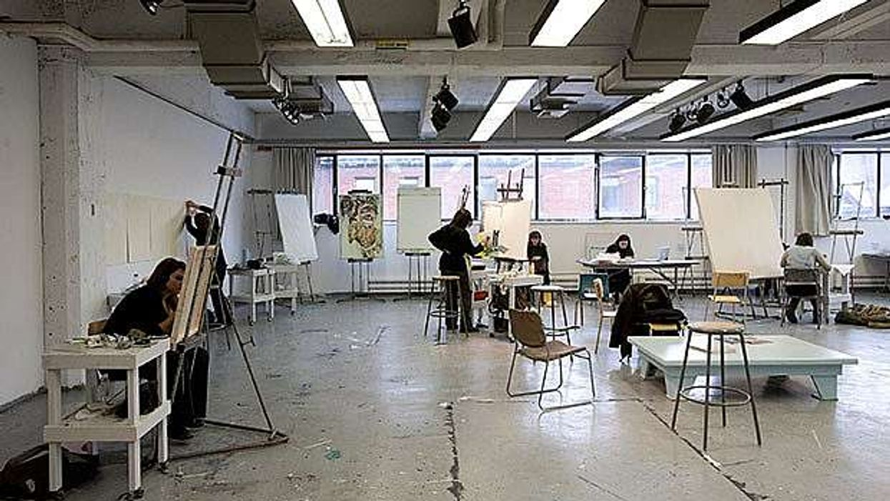 10 Struggles Of A Concordia University Art Student