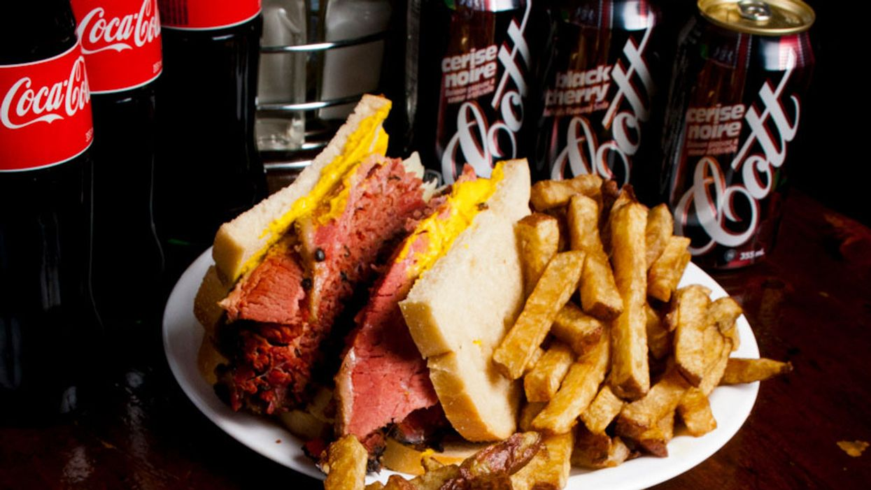 Best Montreal Smoked Meat