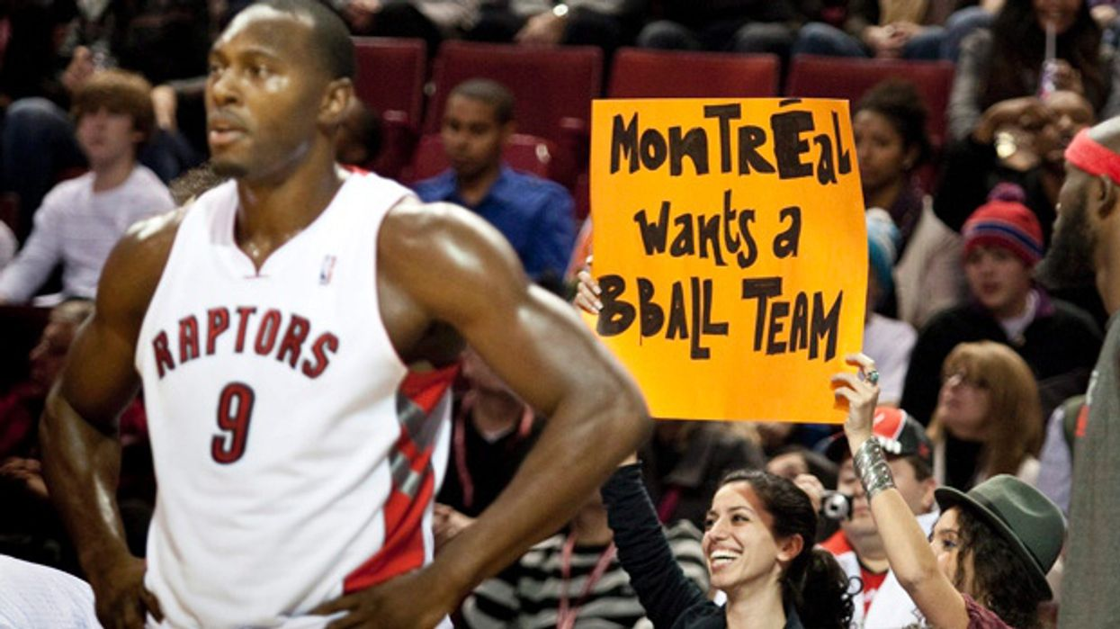 Why Montreal Should Get A NBA Team