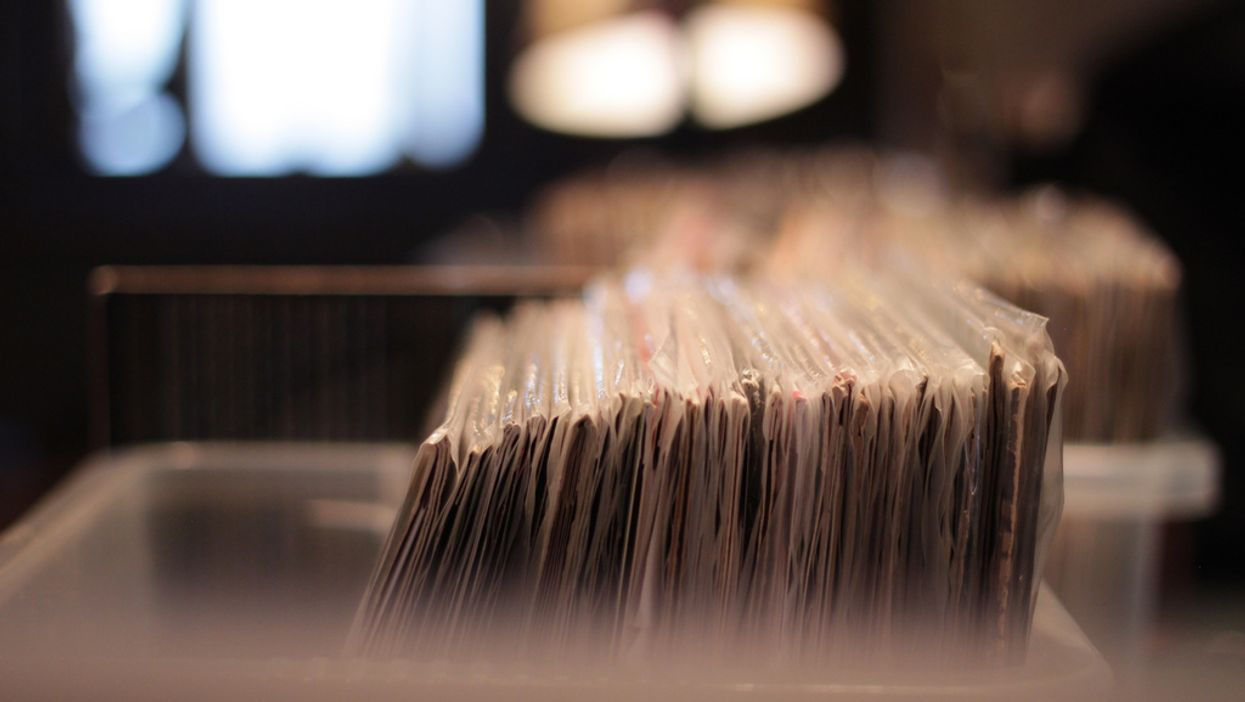 """Montreal Will Be Hosting A """"Vinyl Record Festival"""" In The Plateau"""