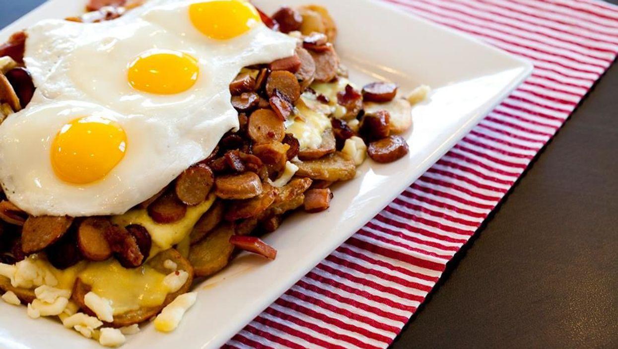 Best Montreal Breakfast Poutine Restaurants