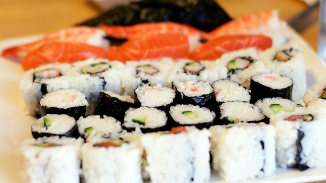How Not To Eat Sushi In Montreal